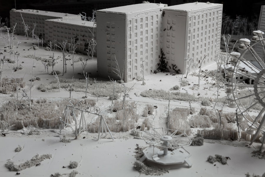Homo Desperatus, Pripjat, Tsjernobyl, (Oekraïne)
