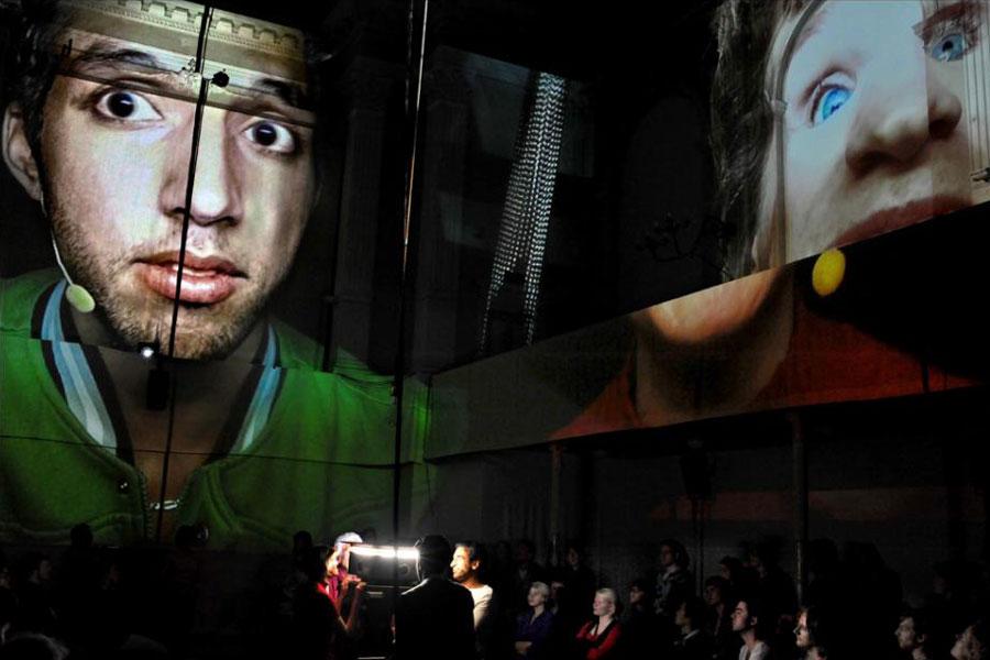 Donkere Kamer in Utrecht (2012)