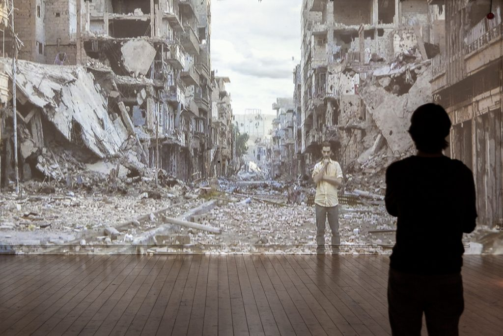 Guilty Landscapes, episode III - Homs